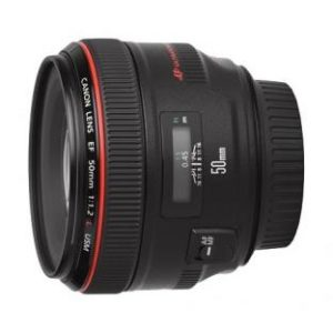 Canon EF 50mm/F1.2 USM