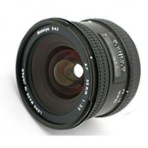 Mamiya 35mm lens