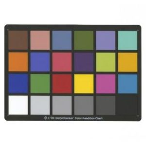 Gretag Colour Checker A4