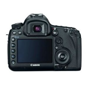 Canon EOS 5D MKIII Backup Body