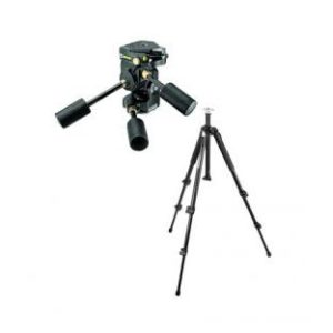 Manfrotto 055 Tripod & 229 Head