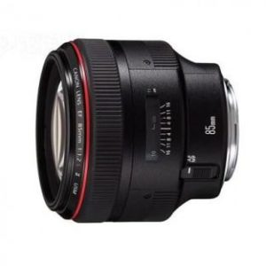 Canon EF 85mm/F1.2 LII USM