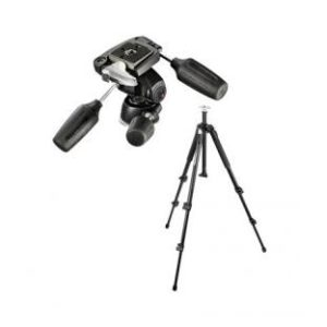 Manfrotto 055 & 804RC2 Head