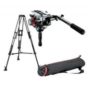 Manfrotto 546GB Tripod & 504 Head