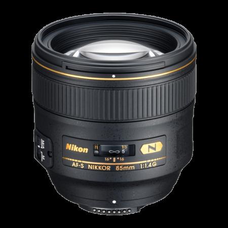 Nikon 85mm f1.4